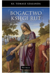 Bogactwo Księgi Rut - okładka książki