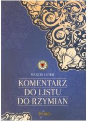 Komentarz do Listu do Rzymian - okładka książki