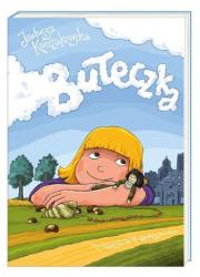 Bułeczka - okładka książki