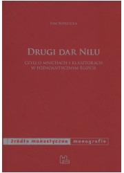 Drugi dar Nilu. Czyli o mnichach - okładka książki