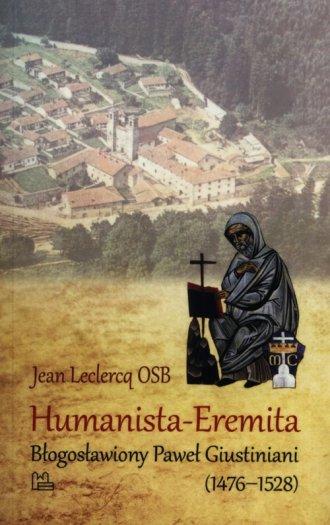 Humanista Eremita. Błogosławiony - okładka książki