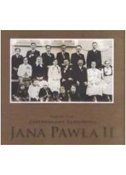 Zapomniany rodowód Jana Pawła II - okładka książki