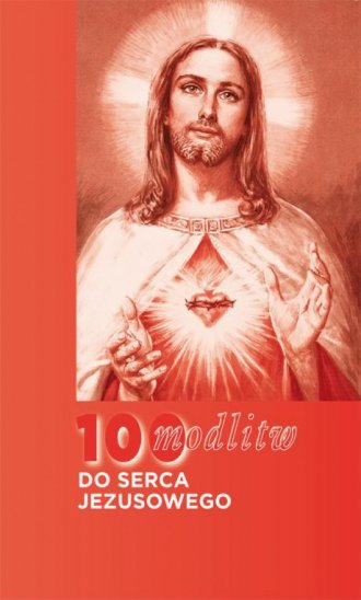 100 modlitw do Serca Jezusowego - okładka książki