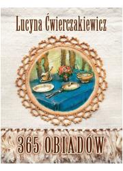 365 obiadów - okładka książki