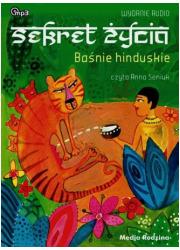 Baśnie hinduskie. Sekret życia - pudełko audiobooku
