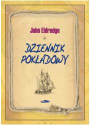 Dziennik pokładowy - okładka książki
