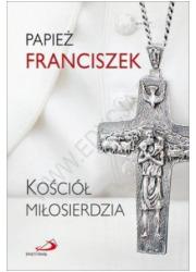 Kościół miłosierdzia - okładka książki
