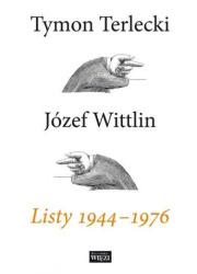 Listy 1944-1976 - okładka książki