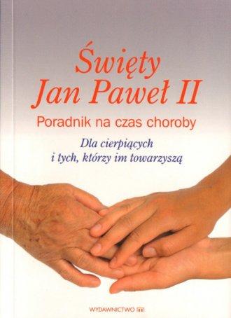 Święty Jan Paweł II. Poradnik na - okładka książki