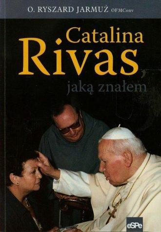 Catalina Rivas jaką znałem - okładka książki