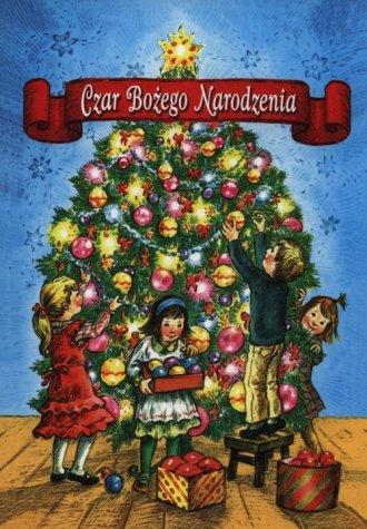 Czar Bożego Narodzenia - okładka książki