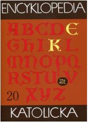 Encyklopedia Katolicka. Tom 20. - okładka książki