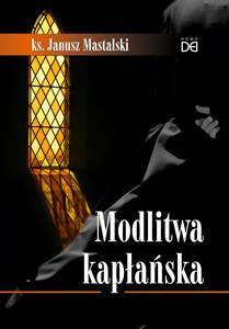 Modlitwa kapłańska - okładka książki