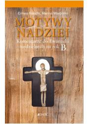 Motywy nadziei. Komentarze do Ewangelii - okładka książki