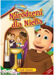Brat Franciszek. Narodzeni dla - okładka filmu