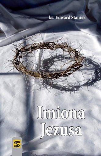 Imiona Jezusa - okładka książki