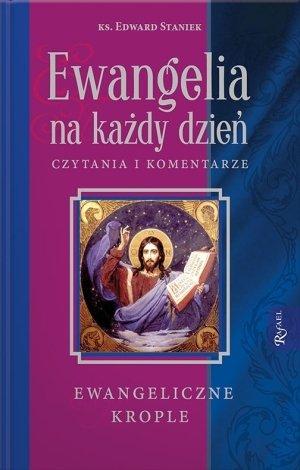 Ewangelia na każdy dzień. Czytania - okładka książki