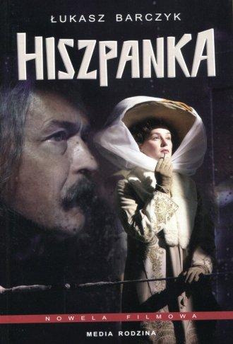 Hiszpanka. Nowela filmowa - okładka książki