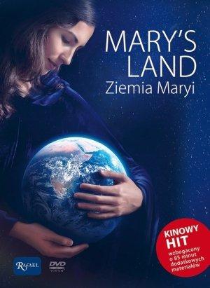 Marys land. Ziemia Maryi (+ DVD) - okładka książki