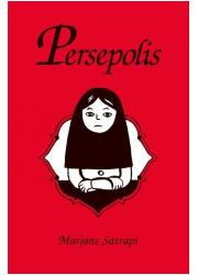Persepolis - okładka książki