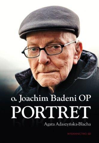 Portret. Joachim Badeni OP - okładka książki