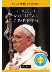 Przed modlitwą z Papieżem - okładka książki