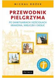 Przewodnik Pielgrzyma po sanktuariach - okładka książki