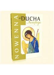 Przyjdź Miłości Tchnienie. 9 dni - okładka książki