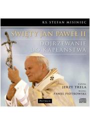 Święty Jan Paweł II. Dojrzewanie - pudełko audiobooku