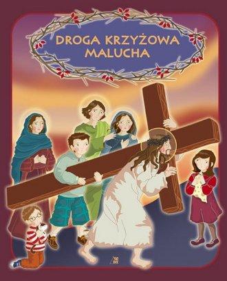 Droga Krzyżowa malucha - okładka książki