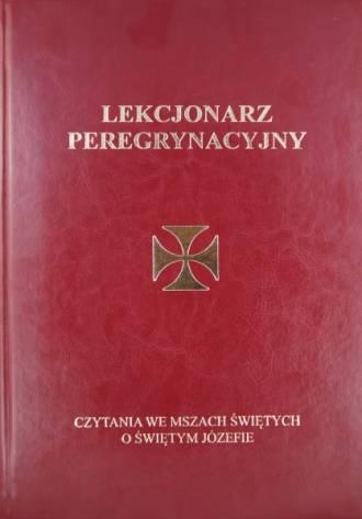 Lekcjonarz Peregrynacyjny. Czytania - okładka książki