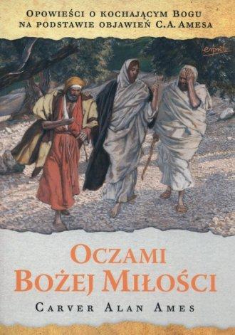 Oczami Bożej miłości - okładka książki
