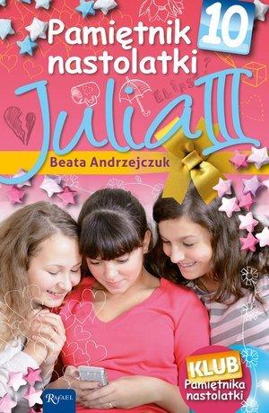 Pamiętnik Nastolatki 10. Julia - okładka książki
