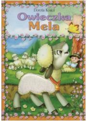 Owieczka Mela - okładka książki