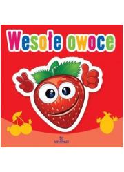 Wesołe owoce - okładka książki