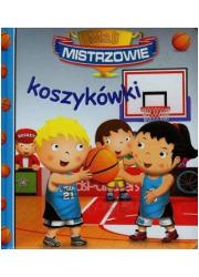 Mali mistrzowie koszykówki - okładka książki