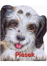 Piesek - okładka książki