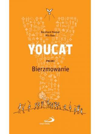 Youcat polski. Bierzmowanie - okładka książki