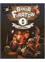 Banda Piratów. Statek widmo - okładka książki