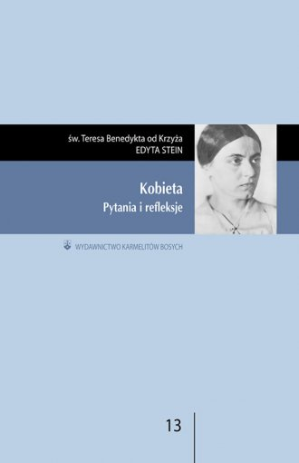 Kobieta. Pytania i refleksje - okładka książki