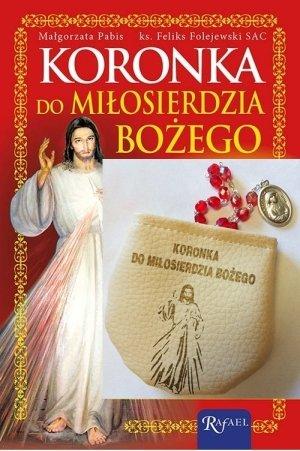 Koronka do Miłosierdzia Bożego - okładka książki