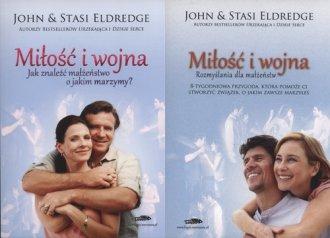 Miłość i wojna / Miłość i wojna - okładka książki