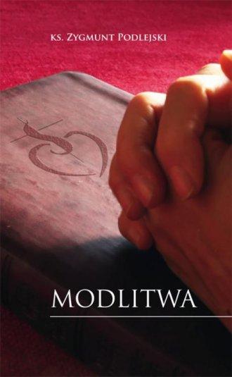 Modlitwa - okładka książki