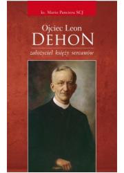 Ojciec Leon Dehon założyciel księży - okładka książki