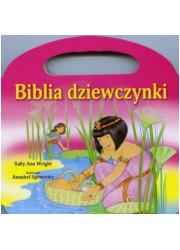 Biblia dziewczynki - okładka książki