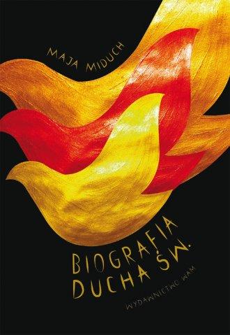 Biografia Ducha Świętego - okładka książki