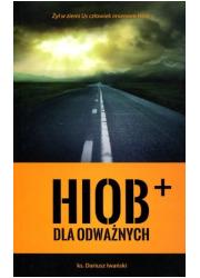 Hiob dla odważnych - okładka książki