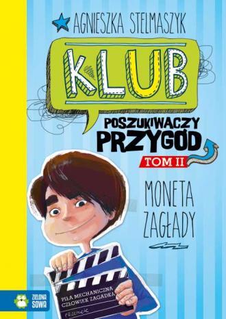 Klub Poszukiwaczy Przygód cz. 2. - okładka książki