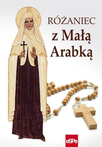 Różaniec z Małą Arabką - okładka książki
