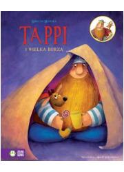 Tappi i wielka burza cz. 5. Tappi - okładka książki